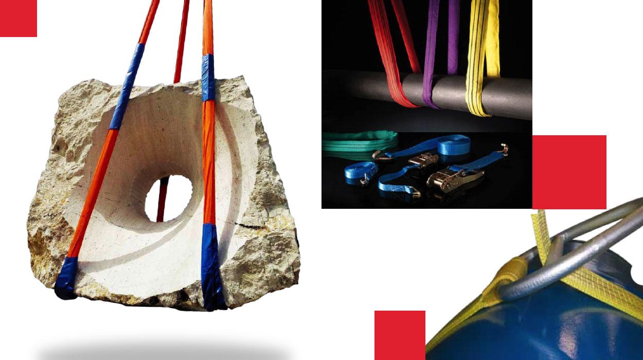 Élingues textiles